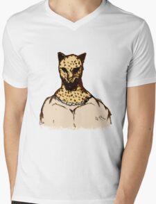 King II (Color) Mens V-Neck T-Shirt