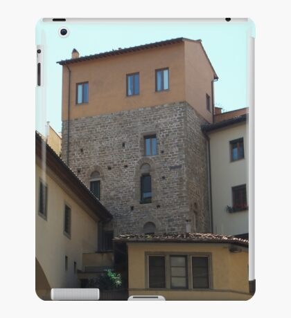 Florence Buildings iPad Case/Skin