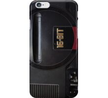 MEGA DRIVE! iPhone Case/Skin
