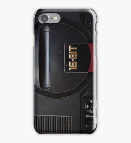 MEGA DRIVE! iPhone Case/Skin