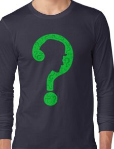 The Riddler ? Long Sleeve T-Shirt