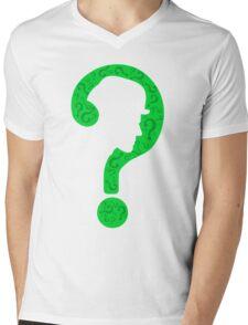 The Riddler ? Mens V-Neck T-Shirt