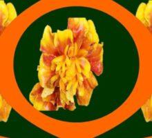 Orange Cream Collection Sticker