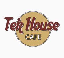 Tech House Cafe by ZedEx