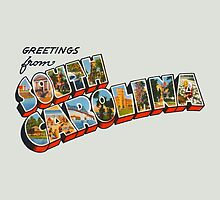 """Greetings from South Carolina"" by patrimonic"
