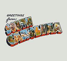 """Greetings from South Carolina"" by patrimonic"
