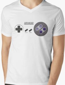 Controller Mens V-Neck T-Shirt