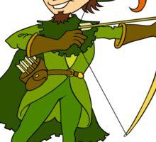 Let's Get Medieval - Forest Archer Sticker