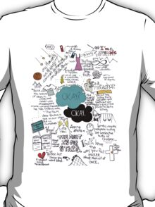 The Fault in Our Stars - ORIGINAL ARTIST T-Shirt