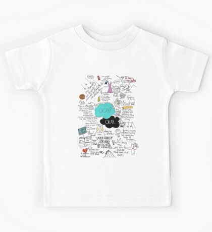 The Fault in Our Stars - ORIGINAL ARTIST Kids Tee