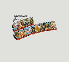 """Greetings from South Carolina"" Unisex T-Shirt"
