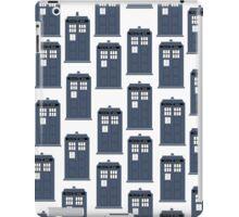 Doctor WHO Tardis Pattern iPad Case/Skin