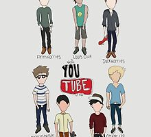 Youtube Crew by natasharamon