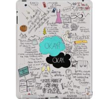 The Fault in Our Stars - ORIGINAL ARTIST iPad Case/Skin