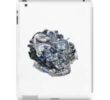 Subaru EJ20-25 Engine iPad Case/Skin