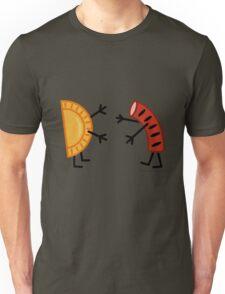 Pierogi & Kielbasa - Funny Friendly Foods Unisex T-Shirt