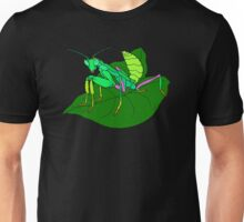 African Giant Mantis (juvenile) Unisex T-Shirt