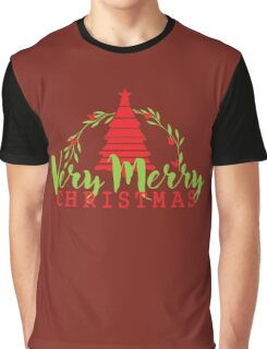 Have a Very Merry Christmas Graphic T-Shirt