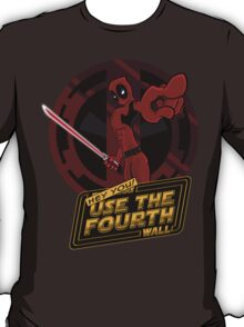 Use The Fourth Wall T-Shirt