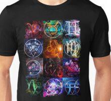 12 Zodiac Unisex T-Shirt