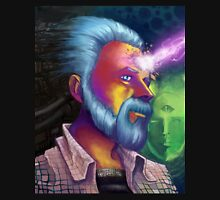 Phillip K. Dick Portrait Unisex T-Shirt