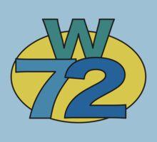 Super Funky W72 T-Shirt by Westlake1972