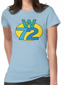 Super Funky W72 T-Shirt Womens Fitted T-Shirt