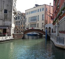 Venice_Italy_A quieter scene! by Kay Cunningham