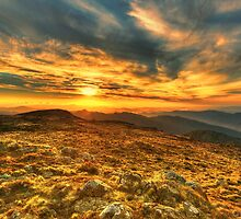 Sunset from The Bluff by Kevin McGennan