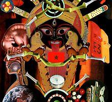 Scarab Beetle Sphinx. by nawroski .