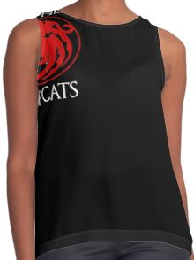 Game Throne Mother of Cats T-Shirt Birthday Gift Contrast Tank