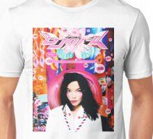 BJORK TOURS 1 Unisex T-Shirt