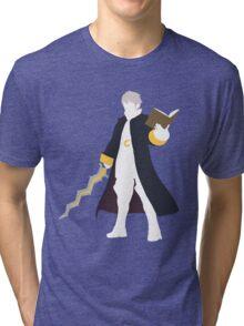 Robin Vector Tri-blend T-Shirt