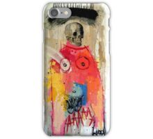EL DESEO DE PERDER LA MEMORIA (THE DESIRE TO LOSE MEMORY) iPhone Case/Skin