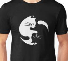 Cat ying yang - cat yin yang shirt Unisex T-Shirt
