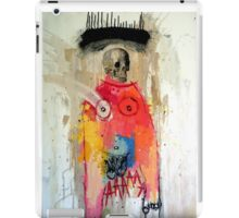 EL DESEO DE PERDER LA MEMORIA (THE DESIRE TO LOSE MEMORY) iPad Case/Skin