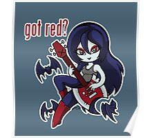 Vampire Queen Poster
