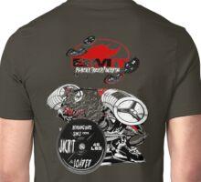 Jack't & Loaded POWERLIFTING TSHIRT Unisex T-Shirt