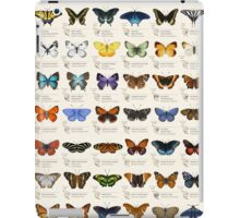 Butterflies of North America iPad Case/Skin