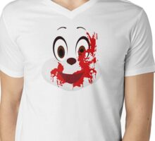 Robbie the Rabbit Mens V-Neck T-Shirt