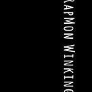 RapMon Winking Phone Case (BTS) by ReadingFever