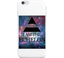 I AM THE ECHELON GALAXY iPhone Case/Skin