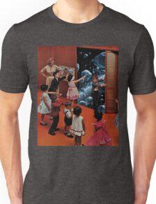 Closet Space Unisex T-Shirt
