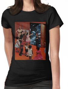 Closet Space Womens Fitted T-Shirt