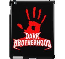 Dark Brotherhood - Death Metal iPad Case/Skin