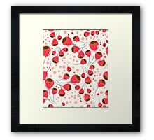 Liebe Tulips Framed Print