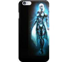Anna 2.0 The Female Cyborg iPhone Case/Skin