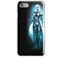 Anna 2.0 The Female Cyborg iPhone Case/Skin
