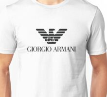 Giorgio Armani Eagle Unisex T-Shirt