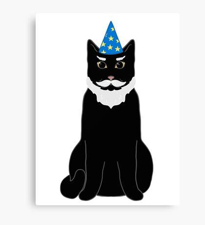 Wizard Cat Canvas Print